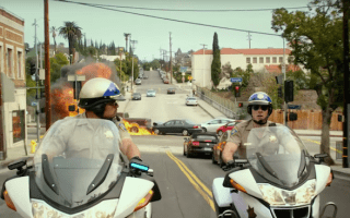 Trailer for CHiPs the movie released