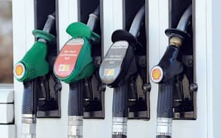 Petrol prices fall to below £1 per litre