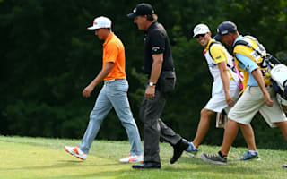 McIlroy unimpressed with Mickelson and Fowler antics