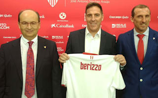 Sevilla target Jovetic, Navas and Nolito deals as Berizzo gets started