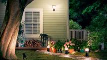 Philips anuncia sus primeras luces Hue para exterior