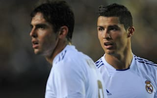 Madrid fans should have more respect for Ronaldo, says Kaka