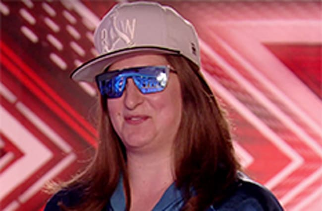 One to watch! X Factor may have just found this year's novelty act