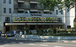 Dorchester Hotel's list of staff grooming rules doesn't go down well