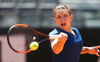 Halep waiting for ultrasound all clear