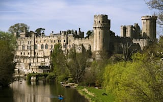 Win! A stay in the new Knight's Village at Warwick Castle