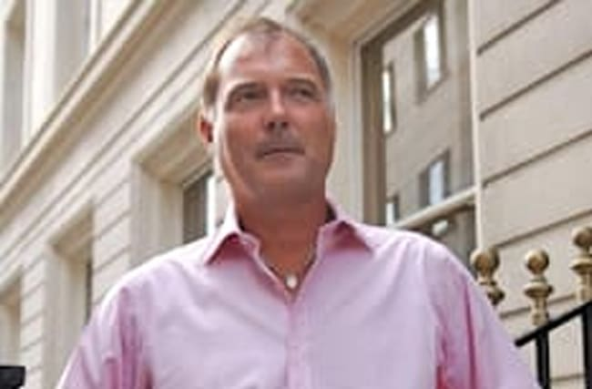 John Leslie 'in talks to enter Celebrity Big Brother house'