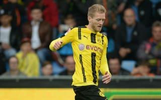 Schurrle strikes twice as Dortmund spoil Sandhausen party
