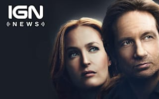 The truth is back out there - X-Files to return for 10-part series