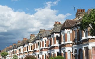 House prices dip as annual growth slows to weakest level since 2013