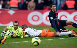 Ligue 1 Review: PSG's mini-slump continues, Nice go third