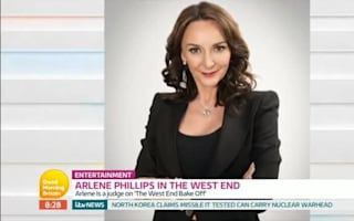 Arlene Phillips gives seal of approval to new Strictly recruit Shirley Ballas