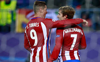 Griezmann hoping for quick Torres recovery