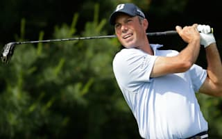 Steele, Kuchar tied for Memorial lead