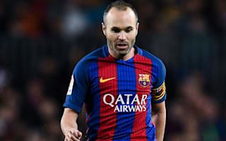 Iniesta wants to finish career at Barcelona