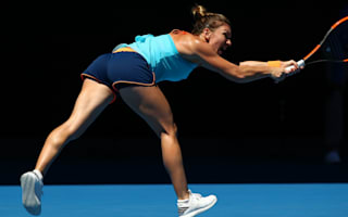 Halep suffers another first-round exit at Australian Open