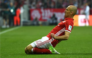Robben feels he is approaching end of career