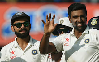 History for Ashwin as India edge closer to victory