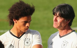 Sane in good hands with Guardiola - Low