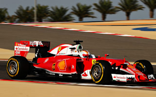 Ferrari duo fastest in final Bahrain practice