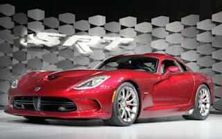 Video: Iconic Viper supercar revived in New York