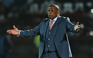 South Africa v Angola: Mashaba will not ring changes despite lead