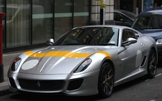 What the Feltz have you done to my Ferrari?