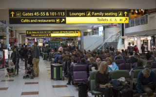 This is the UK airport where you can expect the most delays