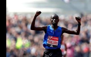 Wanjiru wins London Marathon, Keitany sets women-only record