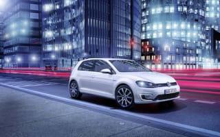Volkswagen GTE shown in production form