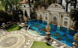Beckhams buy Gianni Versace's £36m mansion