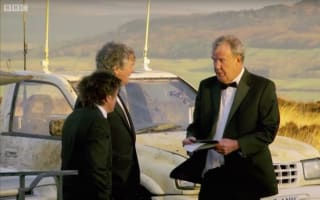 Jeremy Clarkson apologises for producer punch