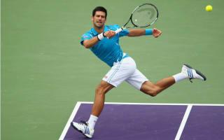 Djokovic breaks new ground to retain Miami crown