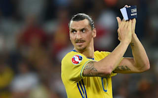 Deschamps: Sweden are less competitve without Ibrahimovic