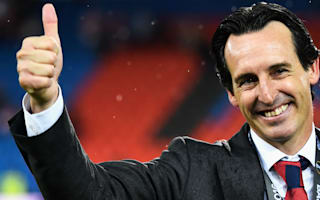 PSG gamble on Emery in Champions League quest