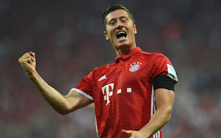 Lewandowski relaxed over Bayern contract