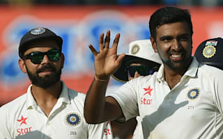 Ashwin back on top after bamboozling Black Caps