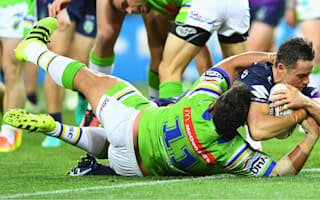 Cronk leads Melbourne to Grand Final in milestone game