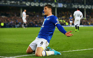 Everton 1 Watford 0: Barkley puts contract blues behind him to see off Hornets