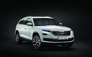 Skoda reveals the Kodiaq, its first large SUV