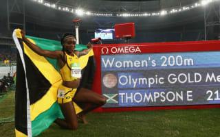 Rio Recap: Thompson and Bolt dominate as Icho makes history