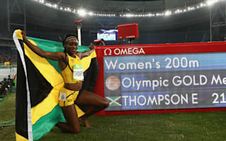 Rio Recap: Thompson and Bolt dominate as Icho makes history