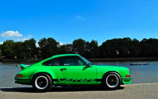 Two UK-built Porsche 911s to be sold at auction