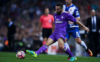 Real Madrid will not give anything away after title heartbreak - Carvajal