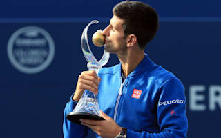 Rogers Cup champion Djokovic: I had nothing to prove