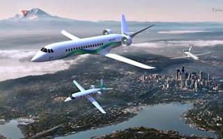 Electric planes could be the way we travel in the future