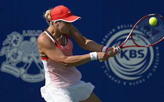 Lisicki, Bouchard safely through