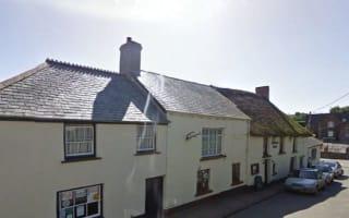 Bebo millionaire rescues North Devon village