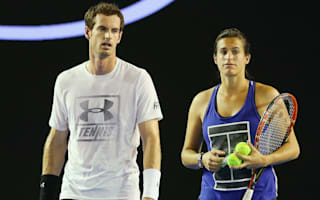 Murray responds to Mauresmo remarks