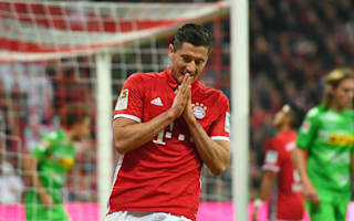 Ancelotti unconcerned by Lewandowski, Muller droughts
